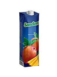 """Сік """"Sandora"""" манго"""