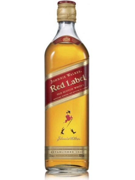 Віскі Johnnie Walker Red Label