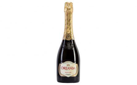Шампанське Oreanda White напівсолодке
