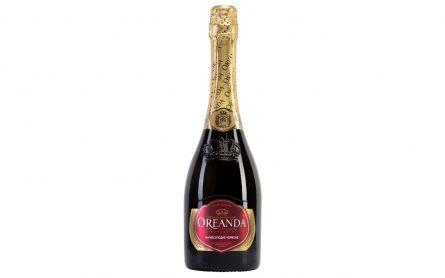 Шампанське Oreanda Red напівсолодке