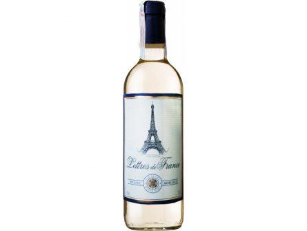 Вино Blanc Moelleux напівсолодке