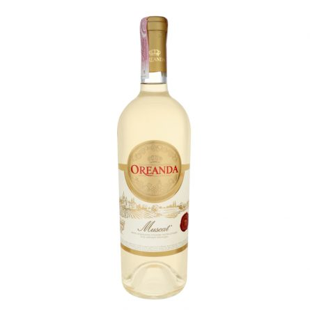 Вино Muscat біле напівсолодке