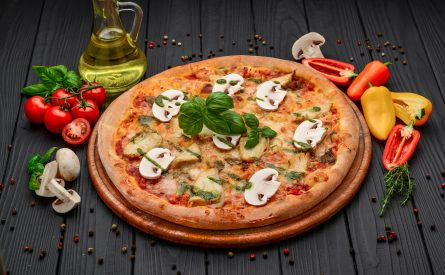 Піца Pollo-Pesto