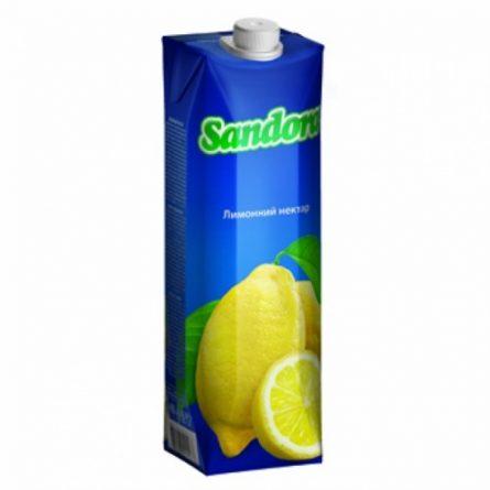 """Сік """"Sandora"""" лимон"""