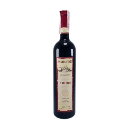 Вино Saperavi червоне