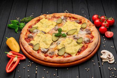 Піца Чизбургер