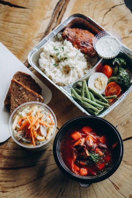 Обід вівторка